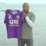William Gallas Looking Forward To Playing For Perth Glory