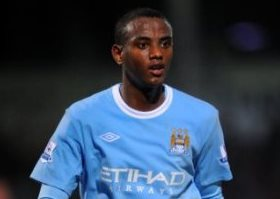 Abdisalam Ibrahim, Manchester City