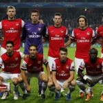 Champions League : Arsenal v Marseille – Team Line Up