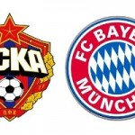 Champions League : CSKA Moscow v Bayern Munich – MATCH FACTS