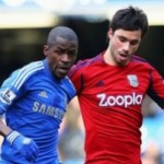 Premier League : Chelsea v West Brom – MATCH FACTS