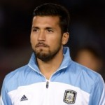 Man Utd, Napoli To Do Battle For Benfica Defender Ezequiel Garay