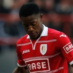 Arsenal Tracking Standard Liege Striker Michy Batshuayi