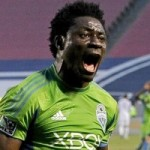 Obafemi Martins To Quit Seattle Sounders For Galatasaray Move