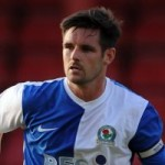 Everton, Liverpool Chasing Blackburn Defender Scott Dann