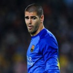 Victor Valdes Out Until New Year With Calf Injury