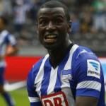 Stoke City Linked With Hertha Berlin Striker Adrian Ramos