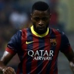 Arsenal Preparing January Bid For Barcelona Midfielder Alex Song
