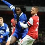 Arsenal 1-1 Everton – KEY STATS