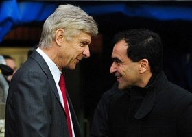 Arsenal v Everton - MANAGER QUOTES