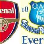Premier League : Arsenal v Everton – MATCH FACTS