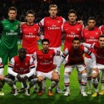 Premier League : Arsenal v Everton – Team Line Up