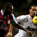 Premier League : Aston Villa v Man United – TEAM NEWS