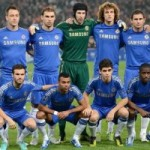 Champions League : Chelsea v Steaua Bucharest – Line Up