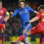 Champions League : Chelsea v Steaua Bucharest – TEAM NEWS