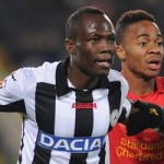 Liverpool, Everton Linked With Udinese Midfielder Emmanuel Badu