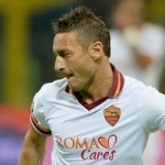 Francesco Totti To Make Roma Return Against Fiorentina