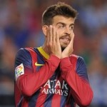 Man City Preparing Bid For Barcelona Defender Gerard Pique