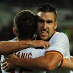 David Moyes Remains Keen On Roma Midfielder Kevin Strootman