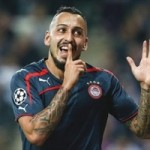 Newcastle Rival Arsenal For Olympiakos Ace Konstantinos Mitroglou