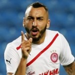 Konstantinos Mitroglou Turns Down Arsenal To Sign New Olympiakos Contract