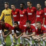 Premier League : Manchester United v Newcastle United – Team Line Up