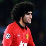 Man Utd Blow As Marouane Fellaini Ruled Out For Two Months