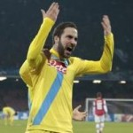 Champions League : Napoli 2-0 Arsenal – KEY STATS