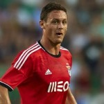 Man Utd To Battle Borussia Dortmund For Benfica Midfielder Nemanja Matic
