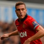 David Moyes Wants Nemanja Vidic To Reclaim Man Utd Starting Place