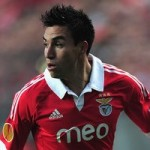 Man Utd To Revive Bid For Benfica Winger Nicolas Gaitan