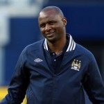 Arsenal Legend Patrick Vieira Admits Loving New Man City Coaching Job