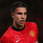 Robin van Persie To Make Man Utd Return Against Everton