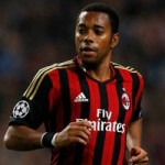 AC Milan Winger Robinho Unsure Of Santos Return