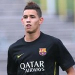 Arsenal Not Giving Up On Barcelona Striker Toni Sanabria
