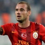Galatasaray Midfielder Wesley Sneijder Wants Man Utd Move