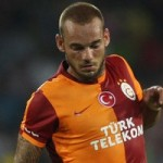 Galatasaray Midfielder Wesley Sneijder Pushing For Man Utd Move