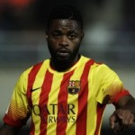 Napoli Chasing Barcelona Midfielder Alex Song
