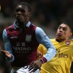 Premier League : Aston Villa v Arsenal – TEAM NEWS