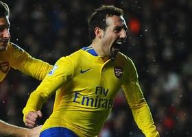 Southampton 2-2 Arsenal - PLAYER RATINGS
