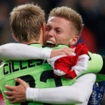 Chelsea To Rival Man Utd For Ajax Winger Viktor Fischer