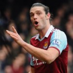 West Ham To Appeal Andy Carroll Red Card To High Court