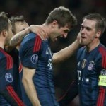 Champions League : Arsenal 0-2 Bayern Munich – KEY STATS