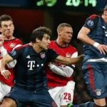 Champions League : Arsenal 0-2 Bayern Munich – Match Report