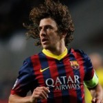 New York City FC Chasing Barcelona Captain Carles Puyol