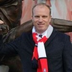 Dennis Bergkamp Emotional Over Statue Unveiling