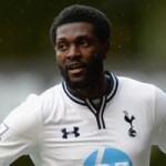 Emmanuel Adebayor Pays Tribute To Spurs Boss Tim Sherwood
