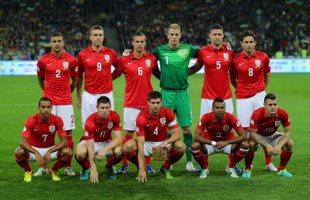 England Squad For Denmark Friendly