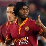Gervinho Pays Tribute To Roma Coach Rudi Garcia