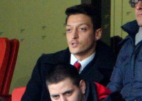 Mesut Ozil 58